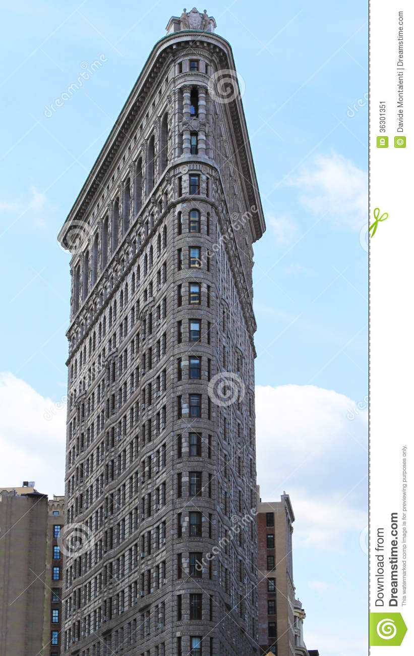 What City Is The Flatiron Building Located