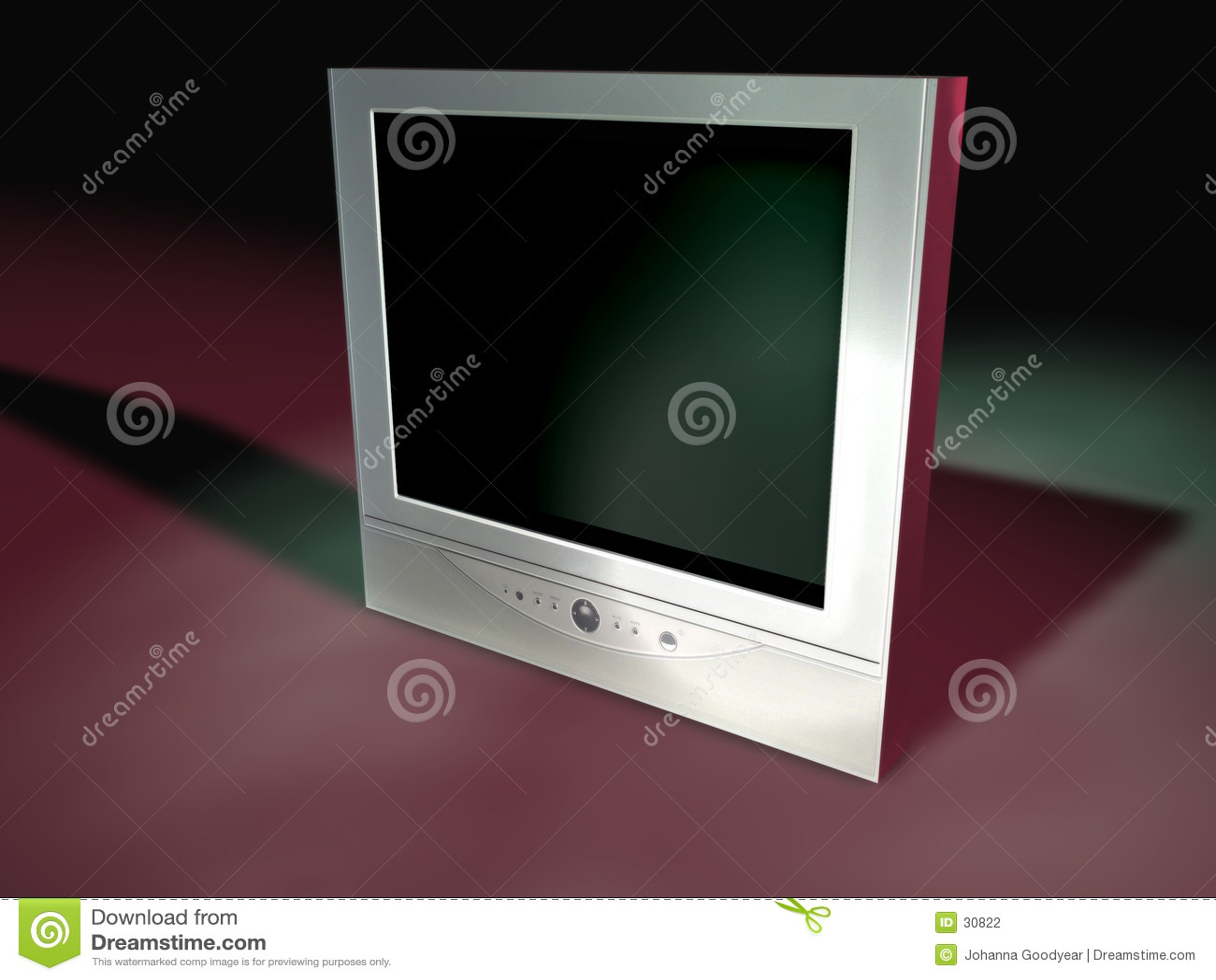 Flatscreen TV 5