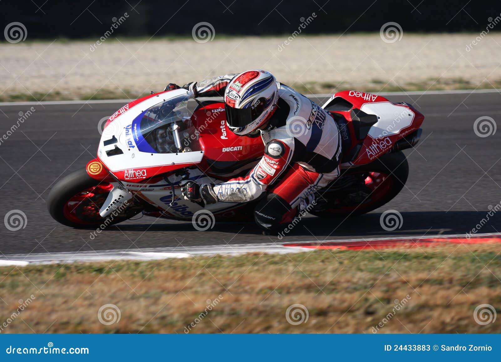 Flavio Augusto Gentile - Ducati 1198R - Althea