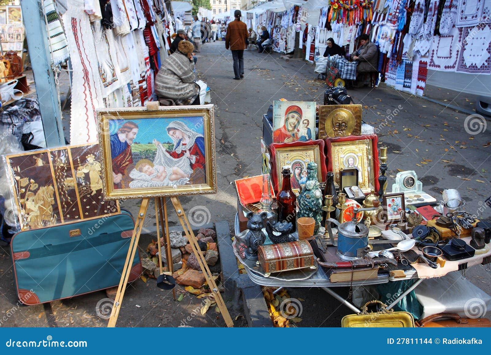 Outdoor Flea Markets @BBT.com