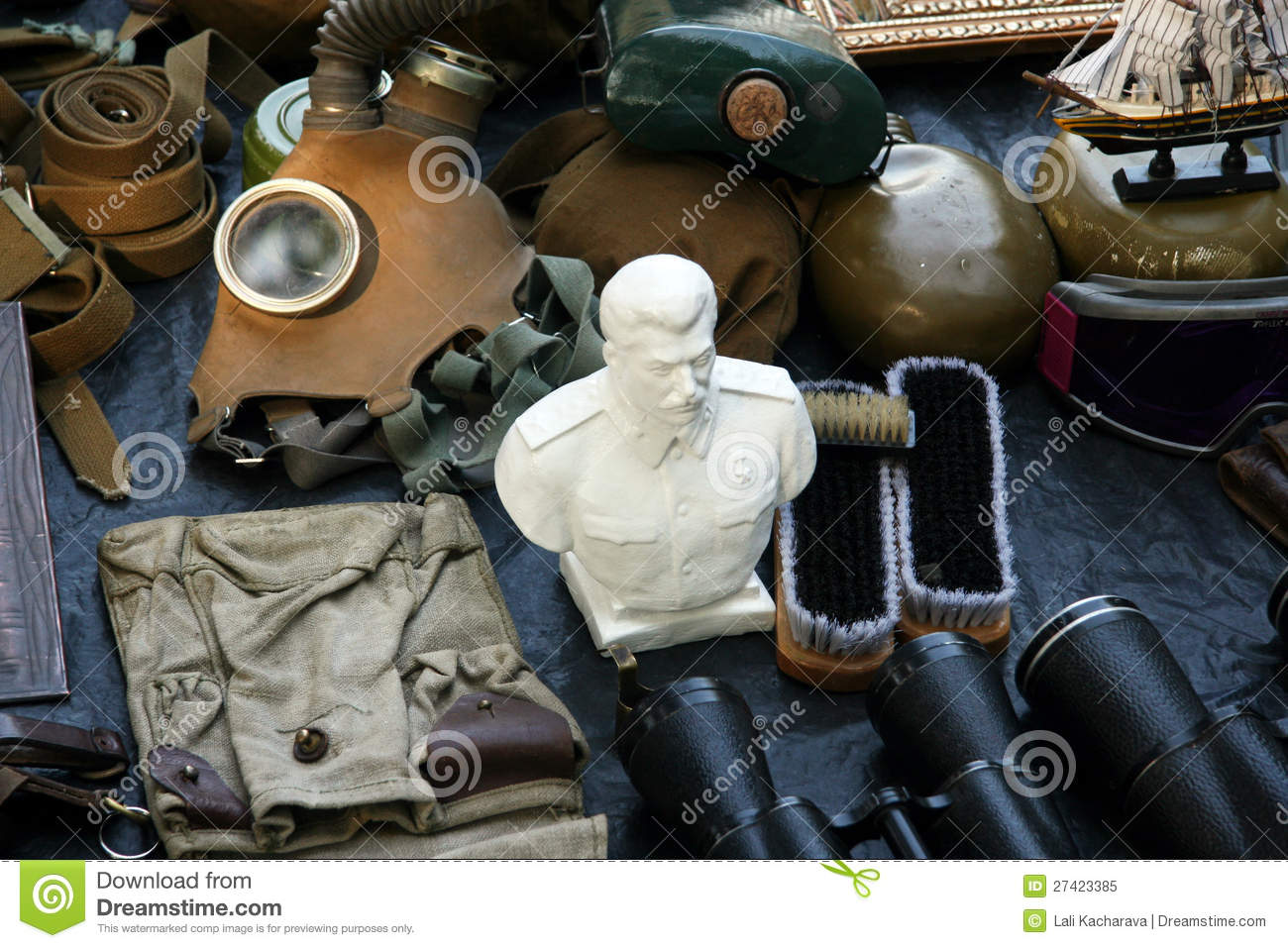 Georgia Tbilisi Flea Market Stock Photos Georgia Tbilisi: Flea Market In Tbilisi (Georgia) Stock Image