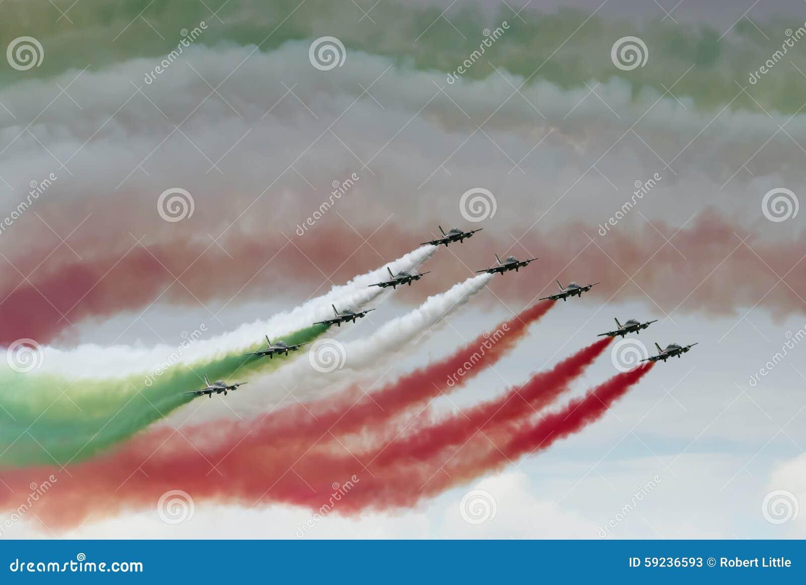 Download Flechas rojas italianas imagen de archivo. Imagen de visualización - 59236593