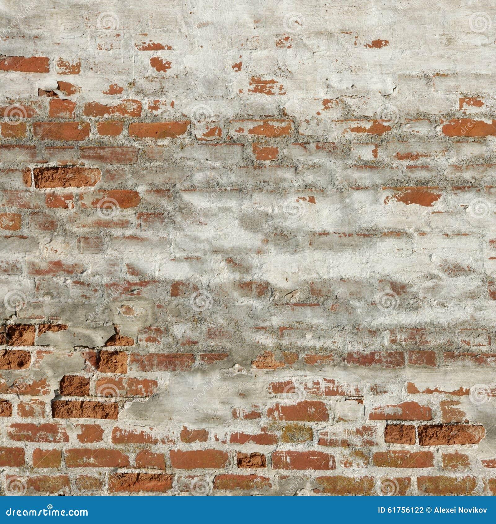 Fleck-rote weiße alte Backsteinmauer-Rahmen-Hintergrund-Beschaffenheit