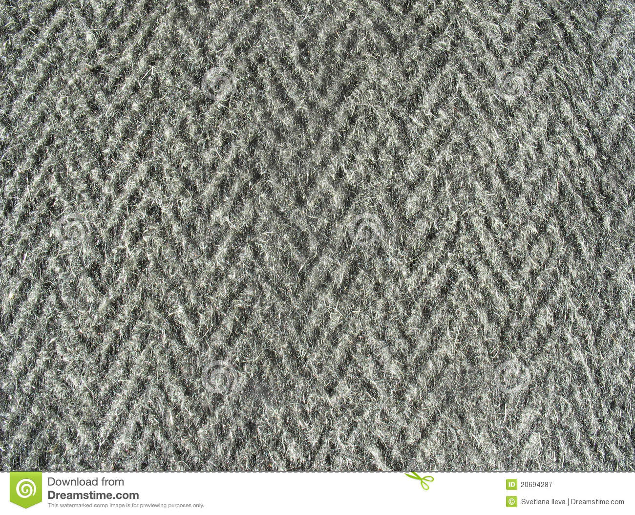 Fleecy Fabric Texture Thick Woolen Cloth Stock Image