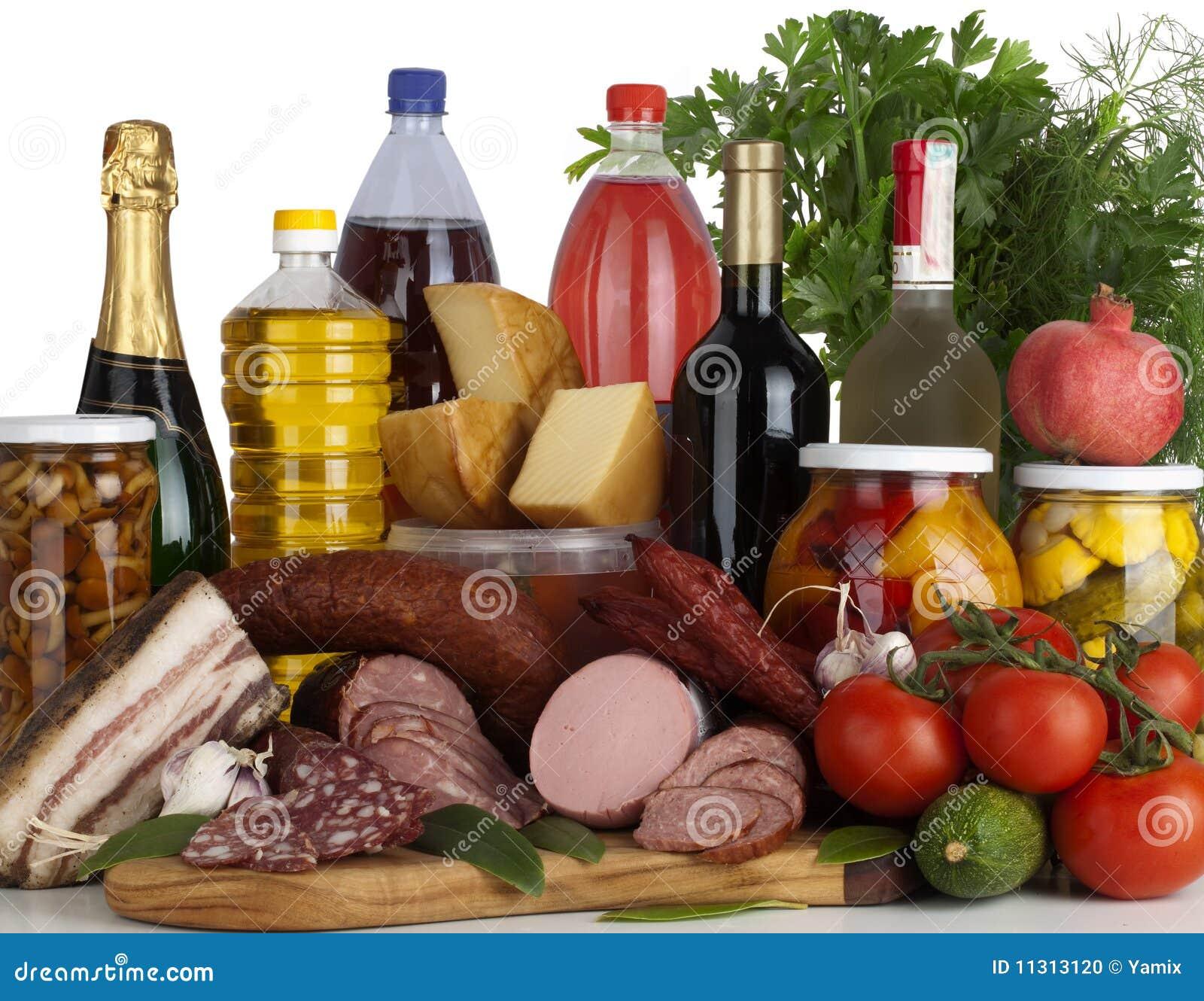 Fleischvielzahl des Nahrungsmittelerzeugnisses