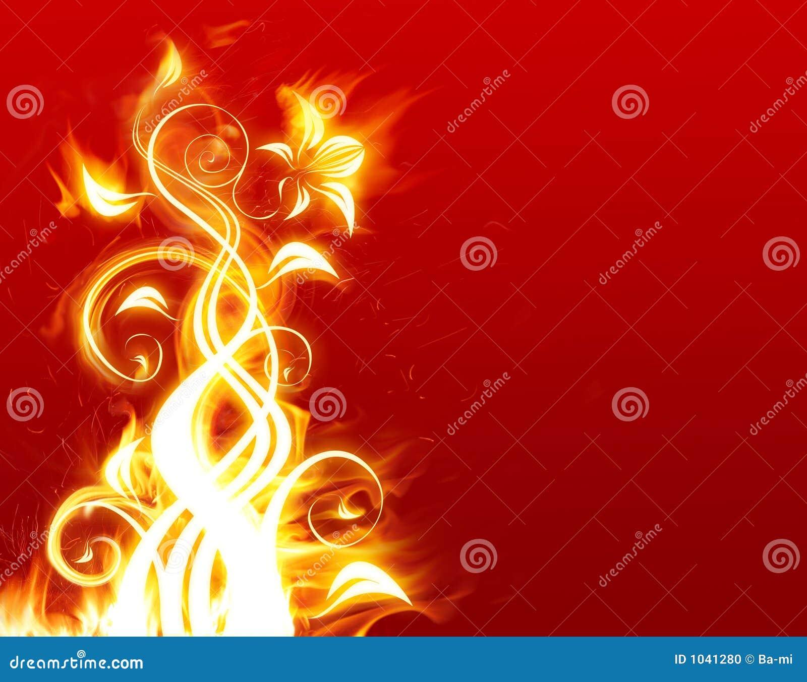 Fleur de flambage