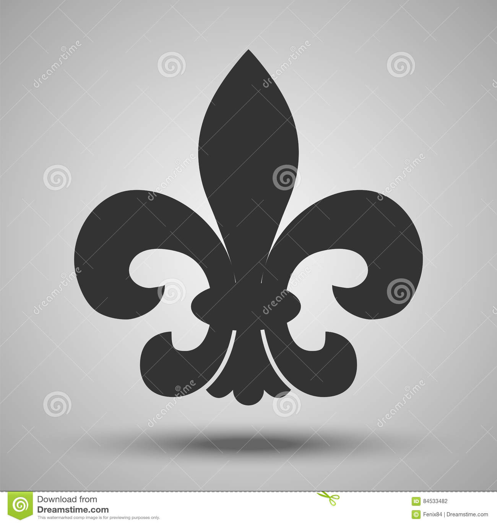 Fleur de lis french royal historical symbol vector illustrati french royal historical symbol vector illustrati biocorpaavc Gallery
