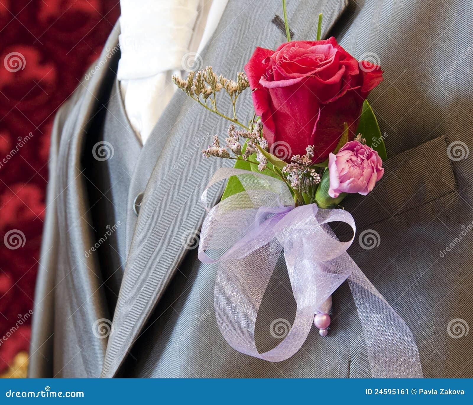 Fleurs de mariage écossais