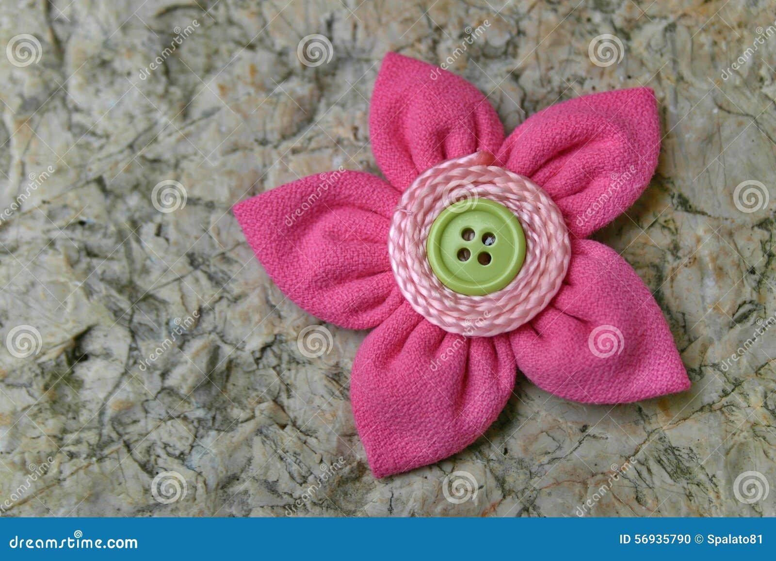 fleur de tissu