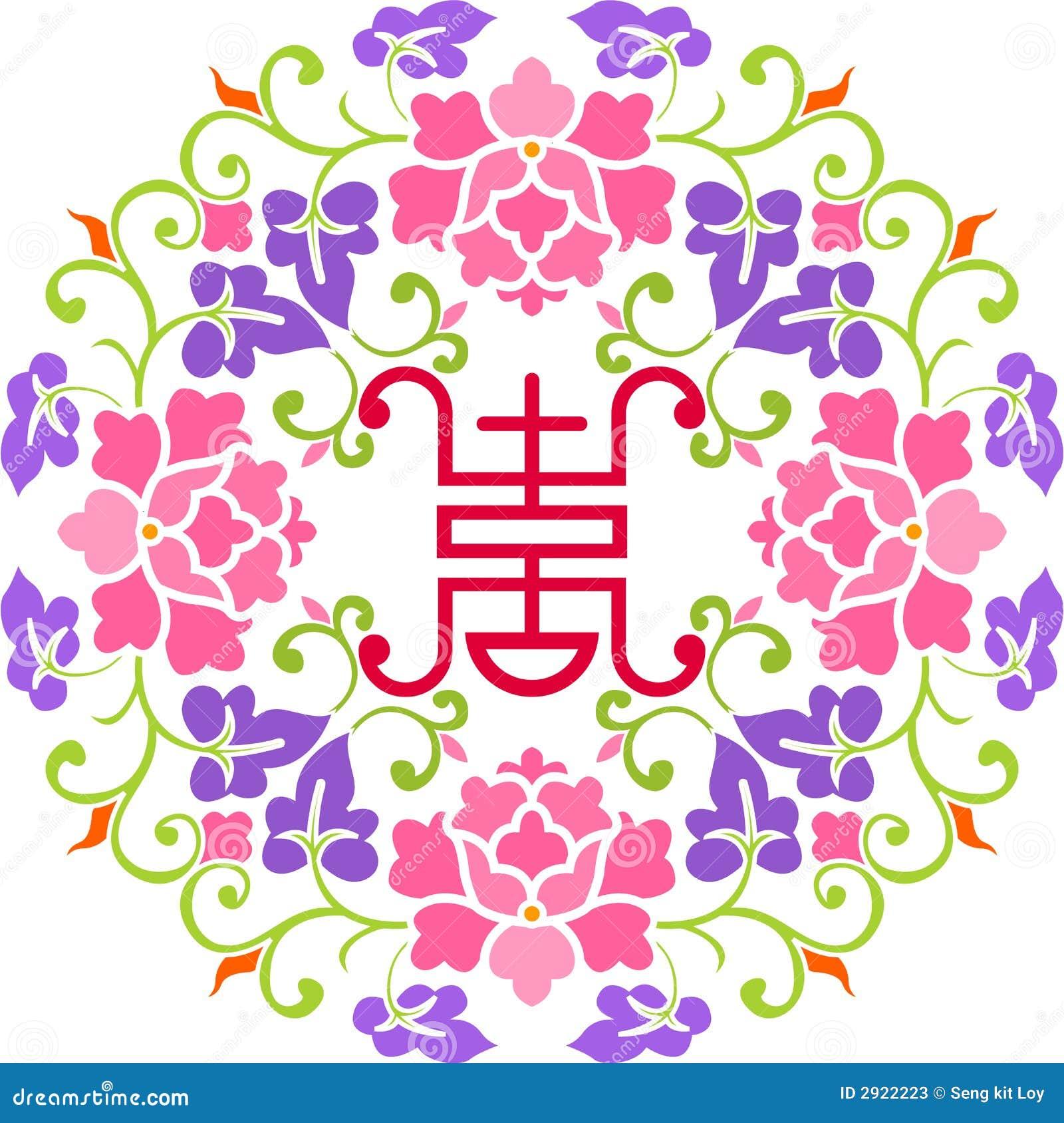 Fleur et bonheur