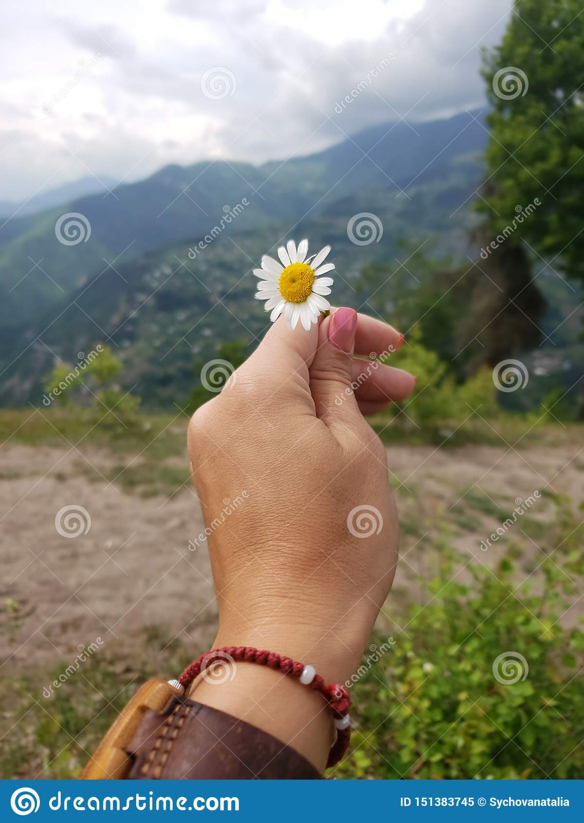 Fleur pour vous