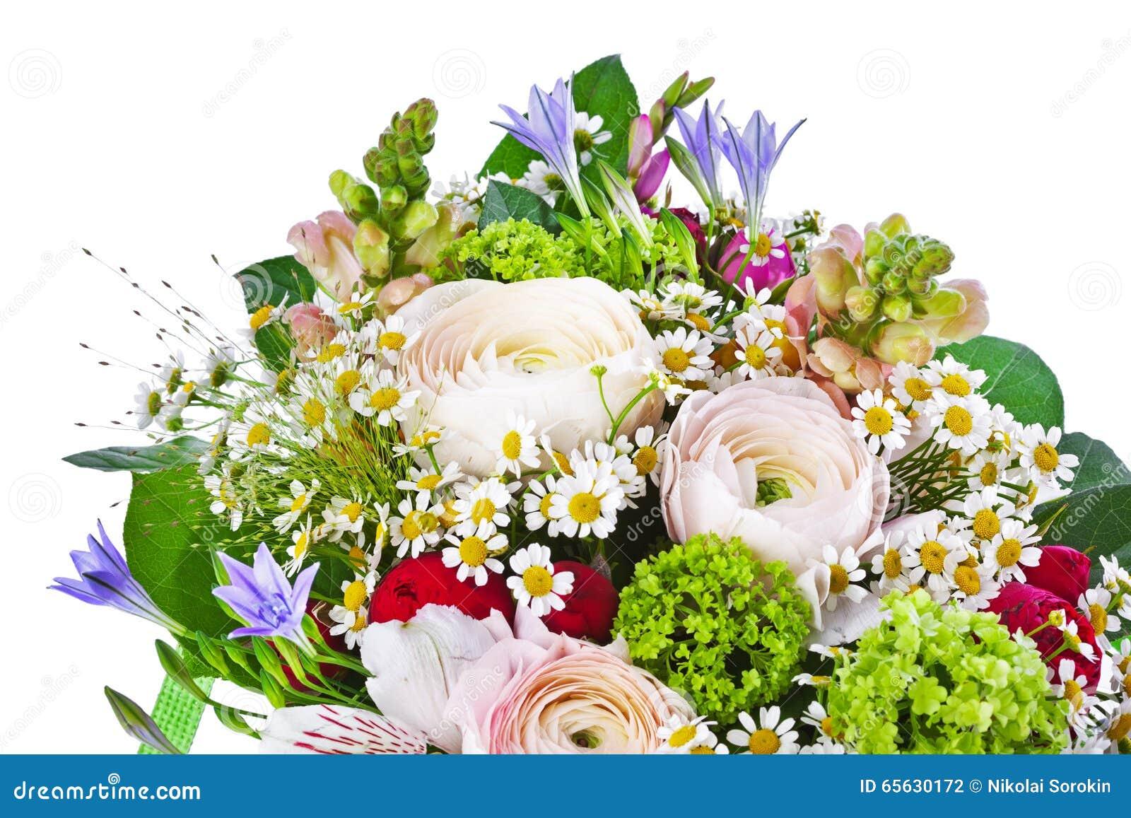 Fleurit le bouquet