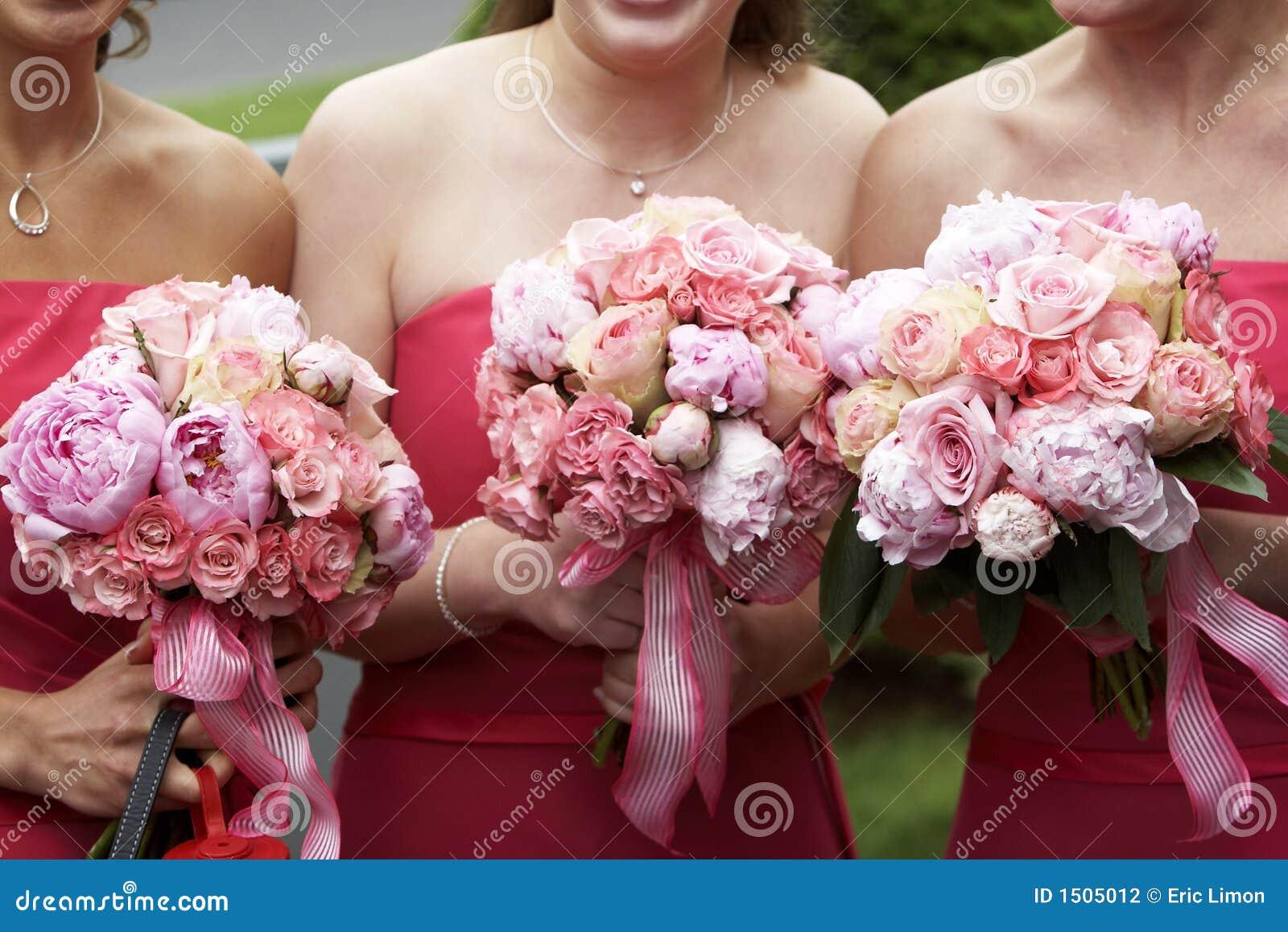 Fleurs et bouquets nuptiales de mariage