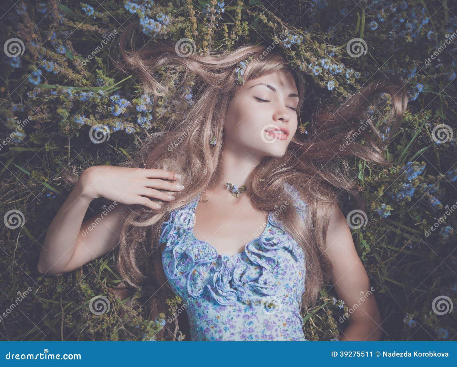 Fleurs menteuses d amond de belle dame