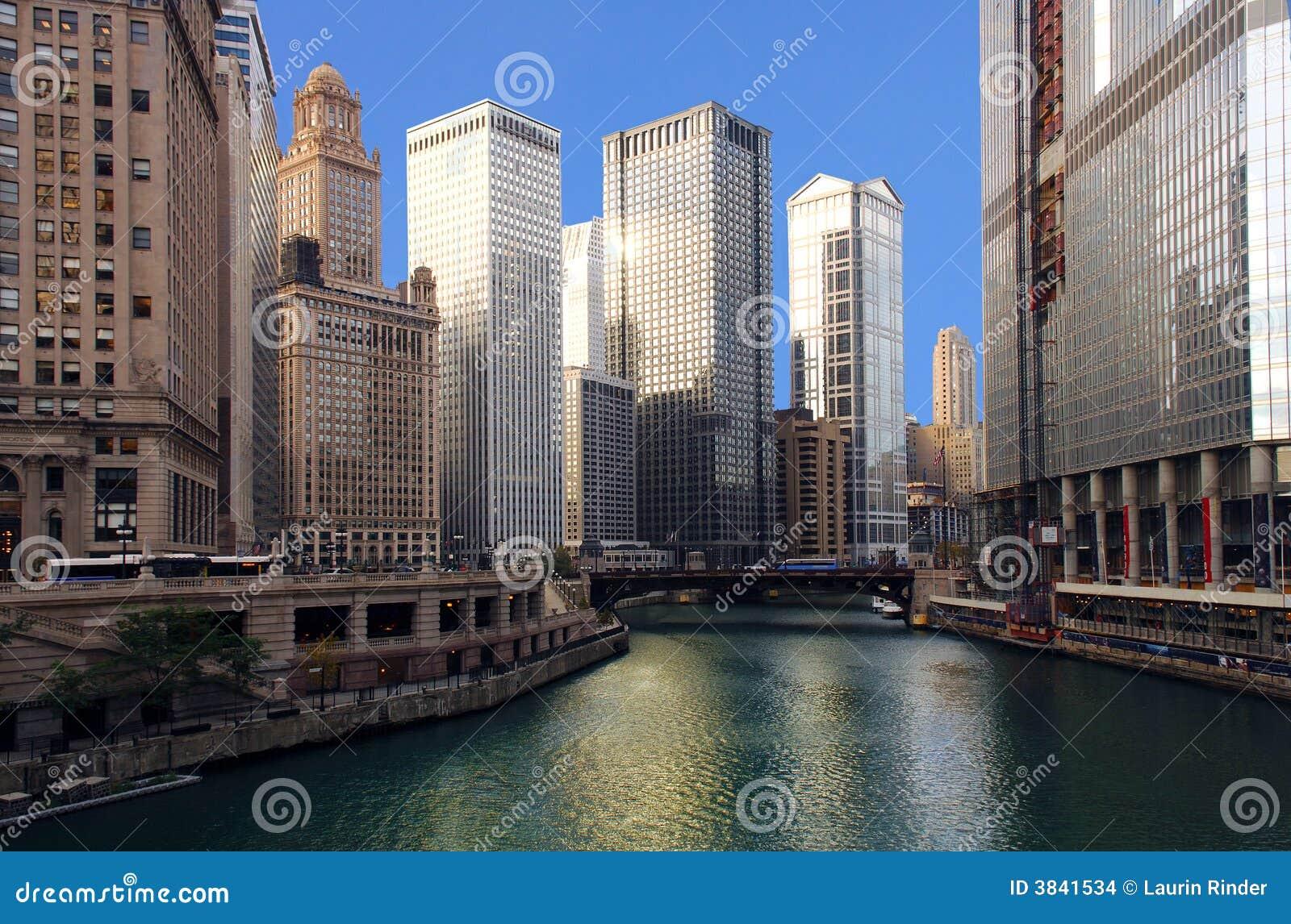 Fleuve de Chicago