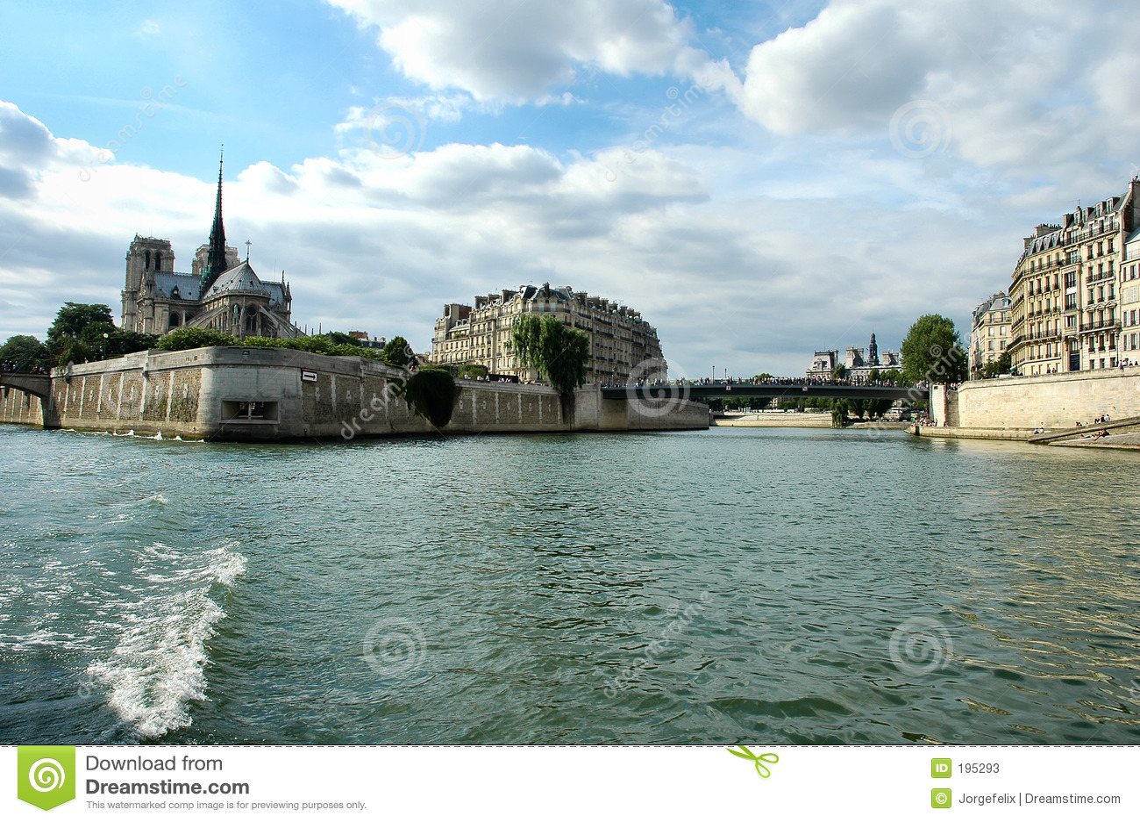 Fleuve Seine