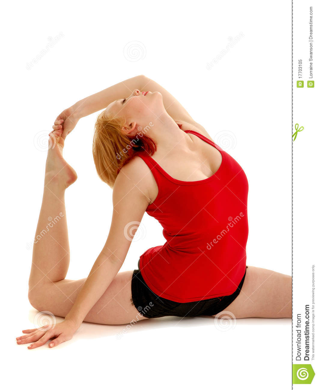 how to become flexible as a dancer