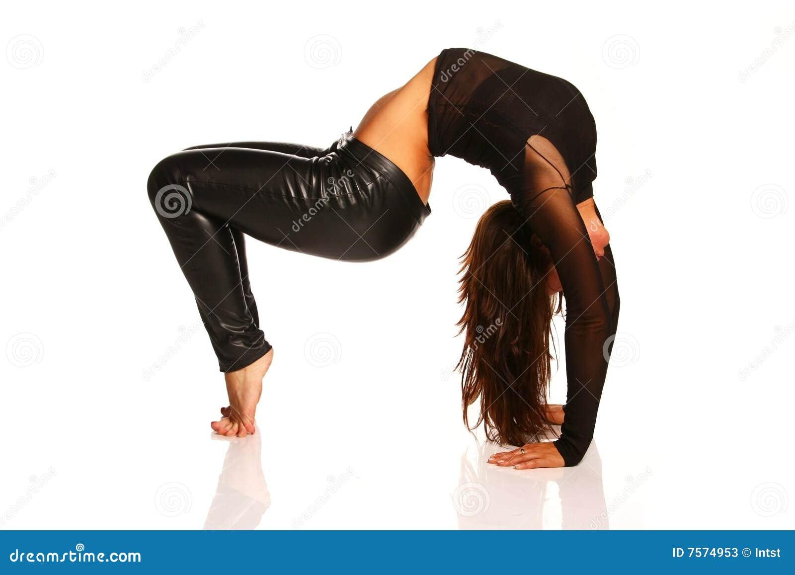 flexible babe