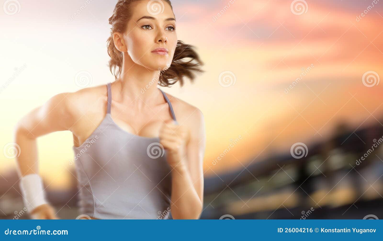 Flicka i sport