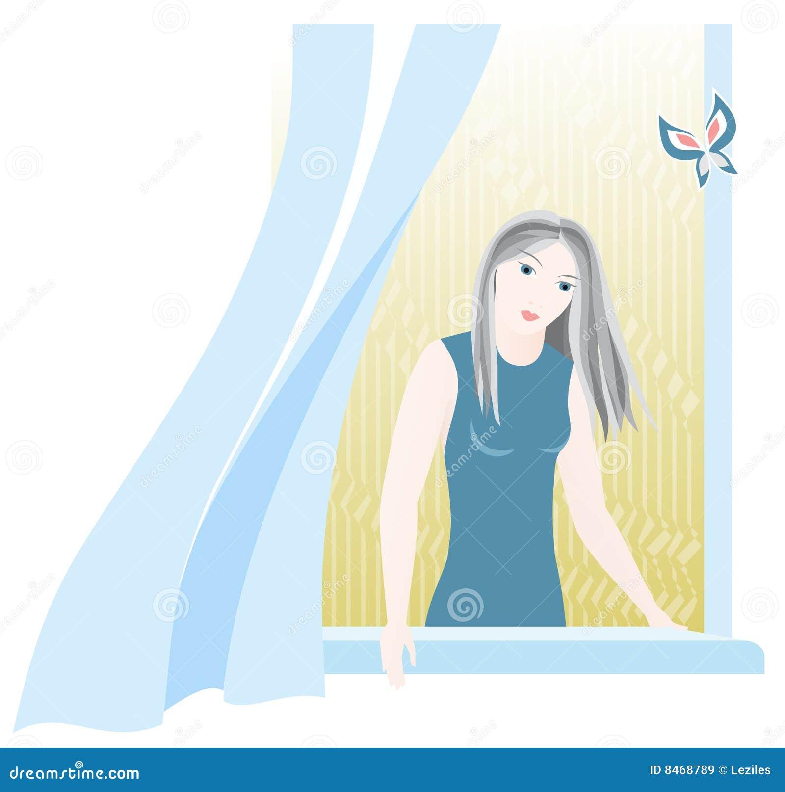 Flickafönster