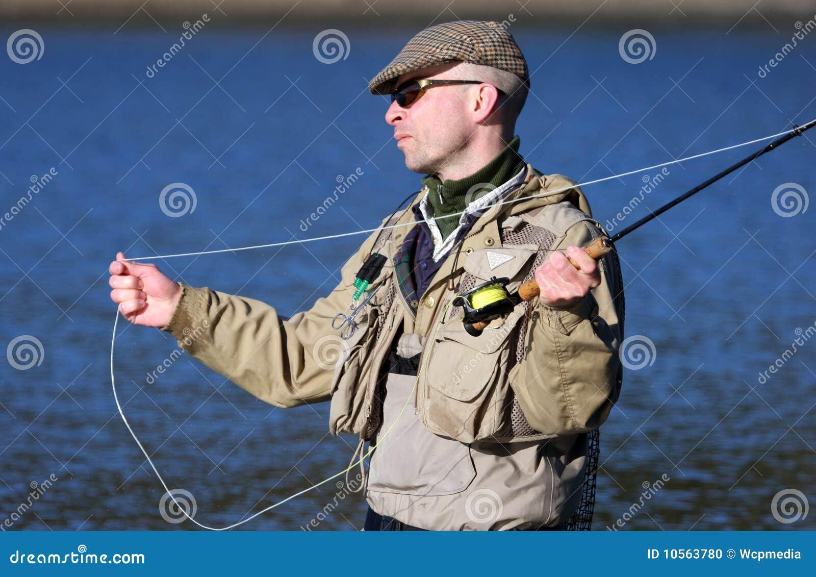 Fliegen-Fischer