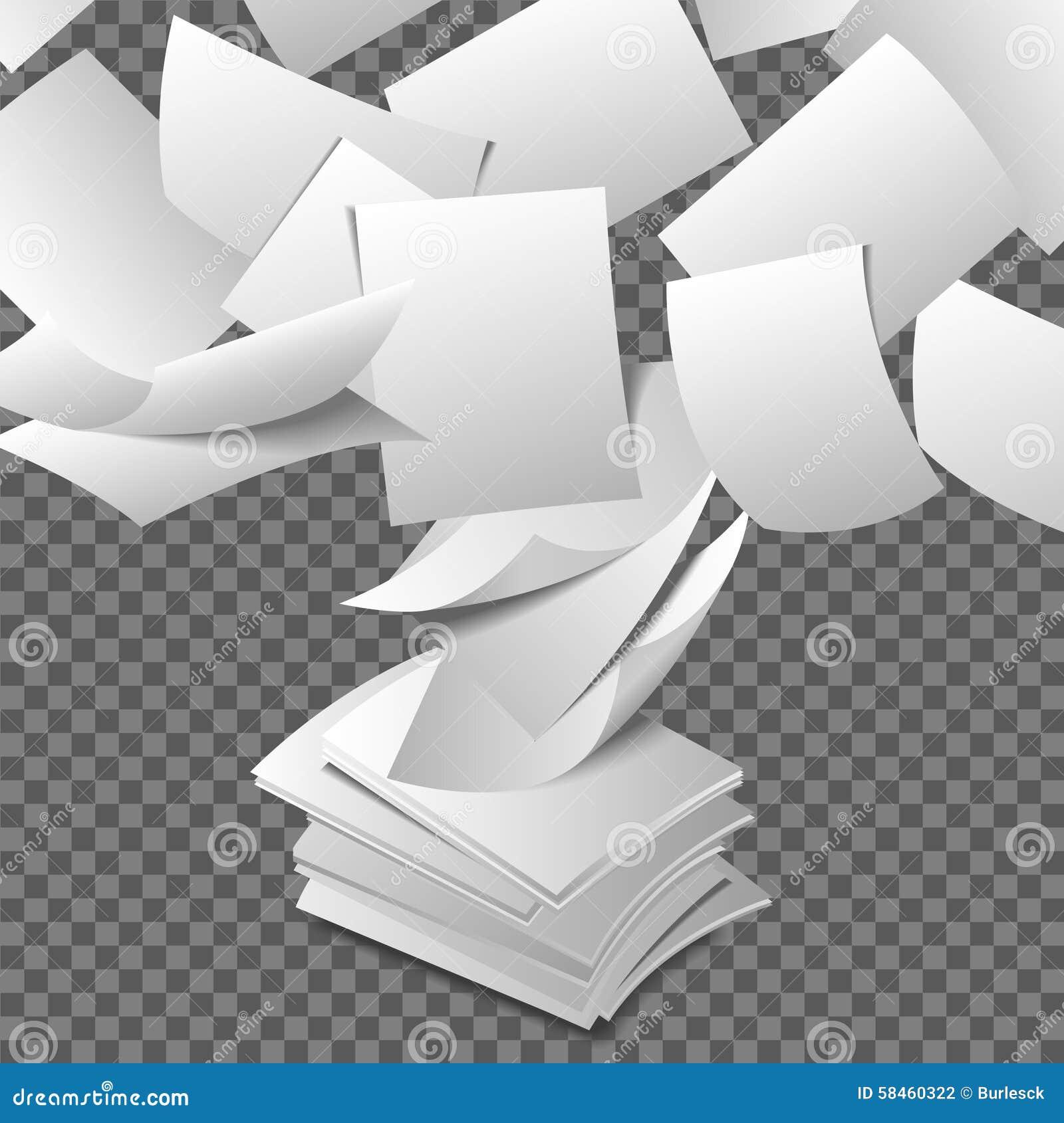Fliegenpapierblätter