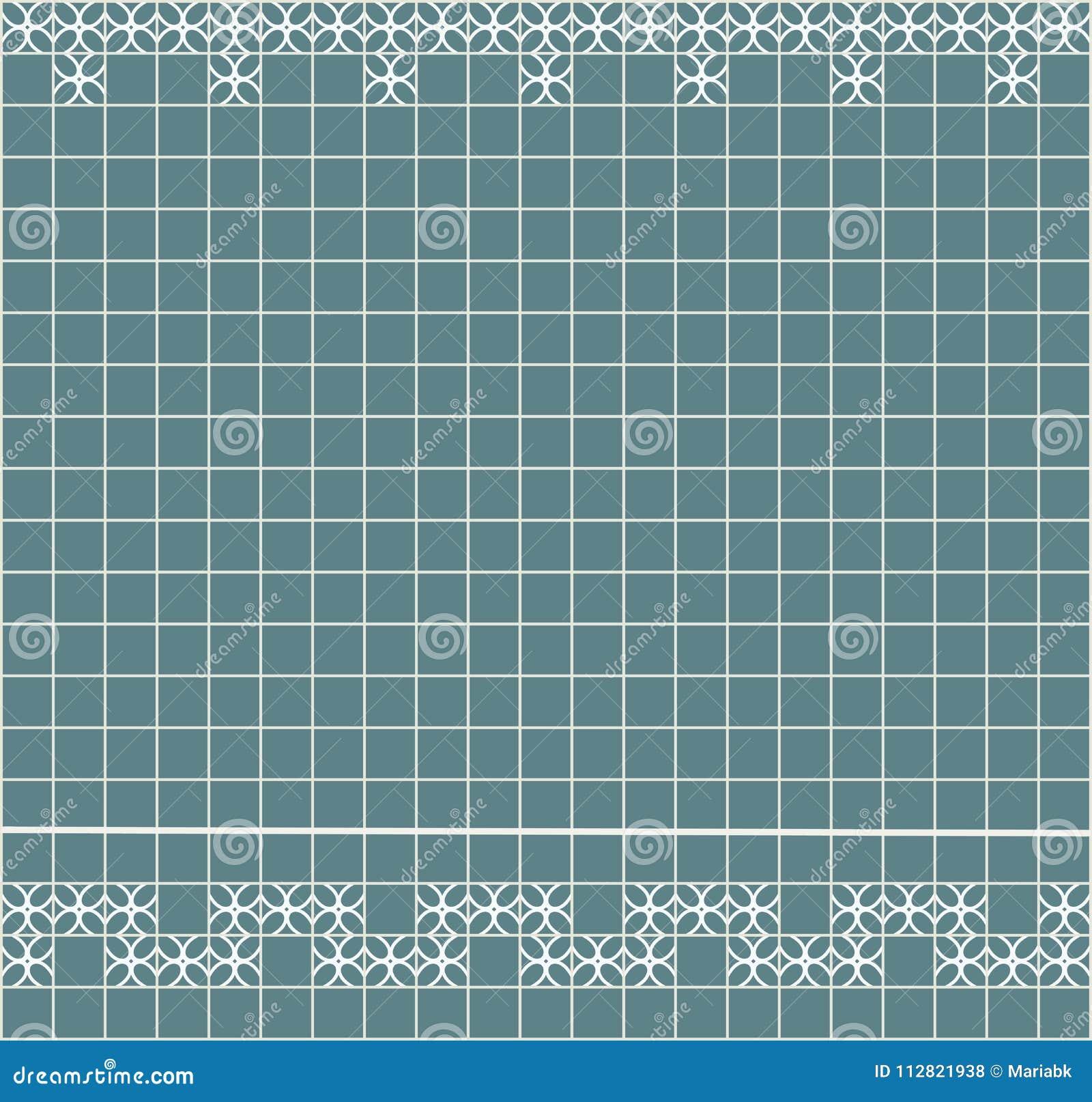 Fliesen Dekoration Stehlen Sie Quadratische Fliesen Der Knickente Mit Dekor  Innenarchitektur Für Küche, Badezimmer