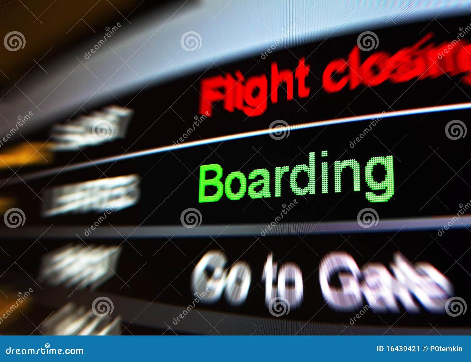 flight boarding stock image image 16439421 Airport Check in Clip Art Waterboarding Clip Art