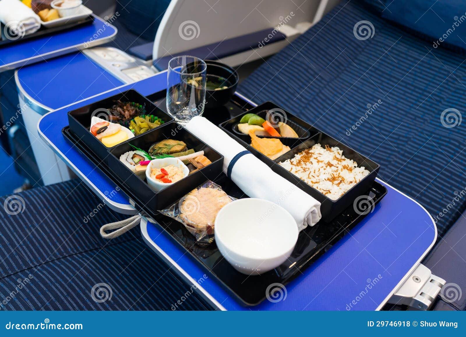 In-flight catering