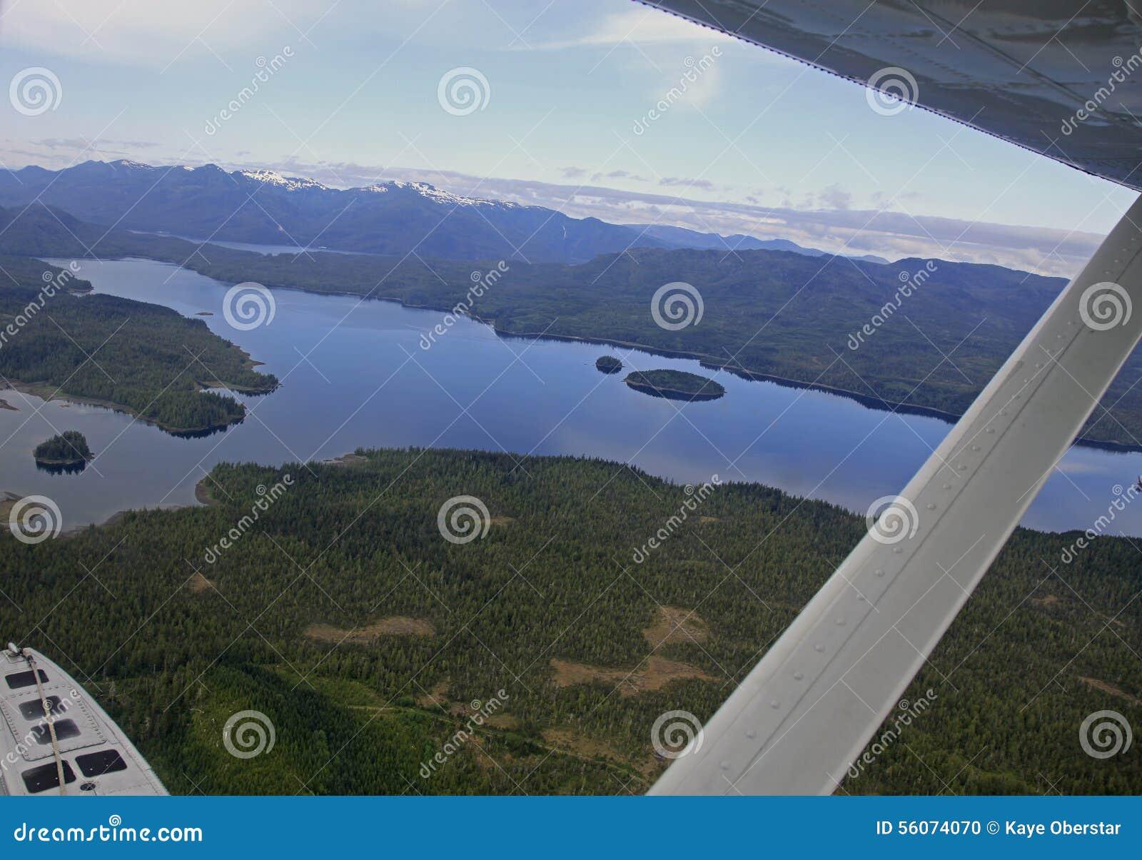 Flightseeing Misty Fjords