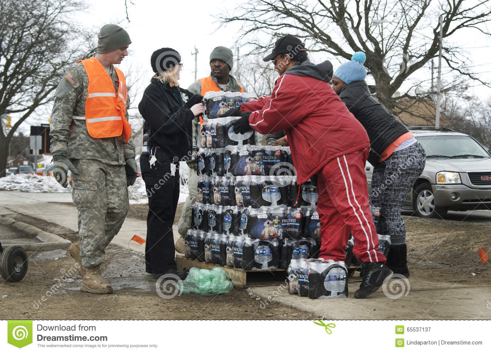bottled water distribution business plan