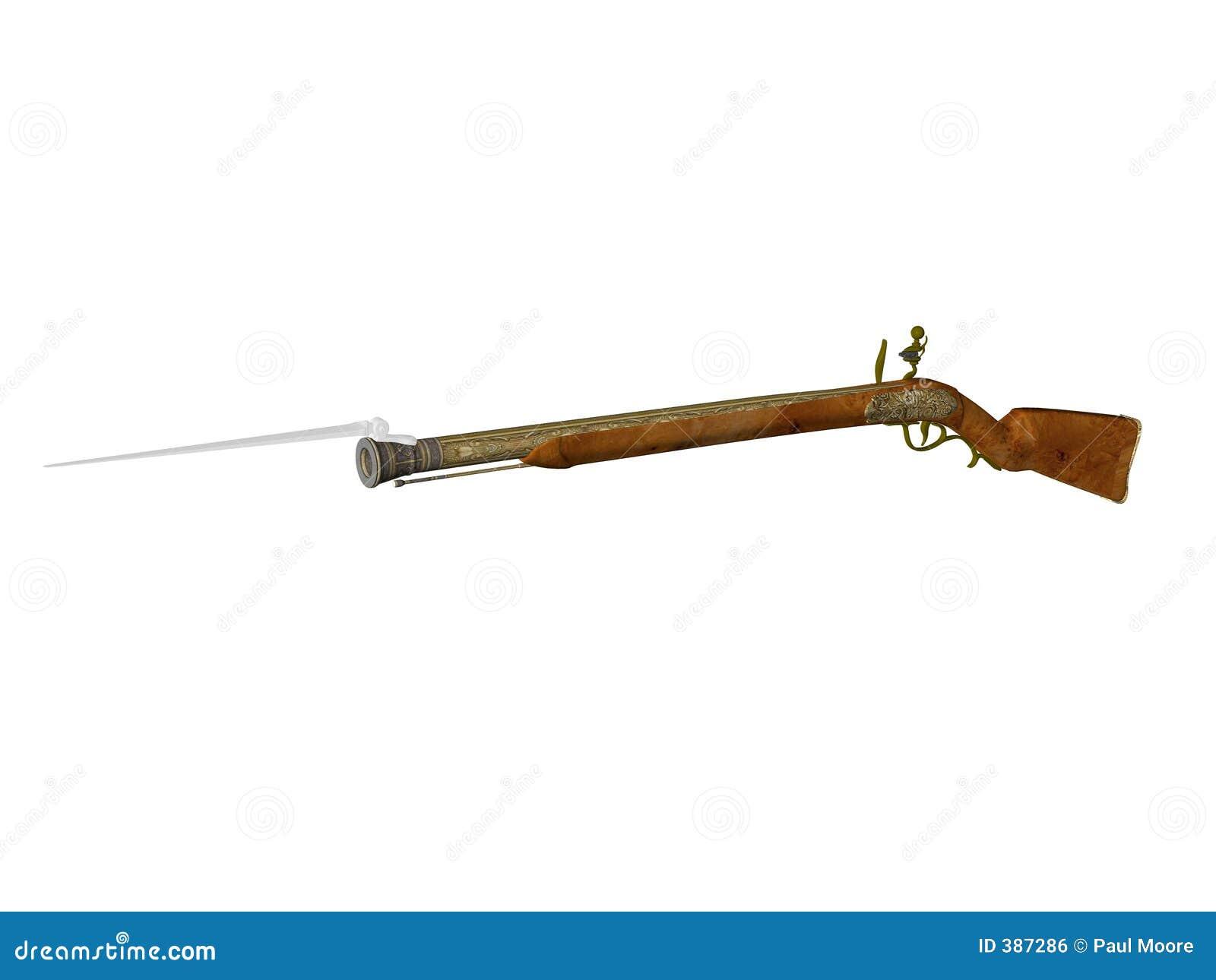 Flintlock τουφέκι