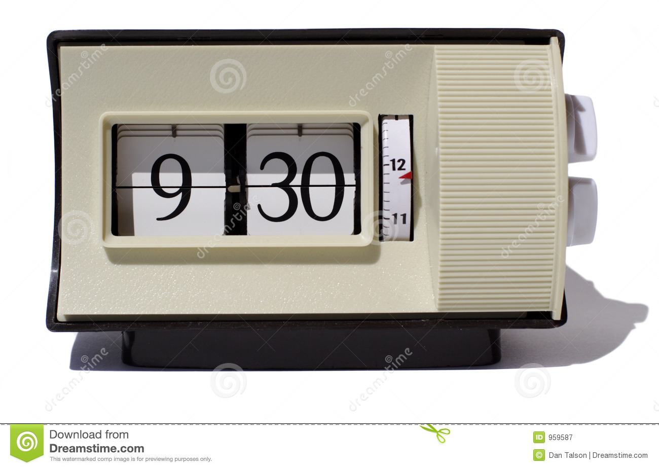 flip clock numbers stock image image of counting future 959587. Black Bedroom Furniture Sets. Home Design Ideas
