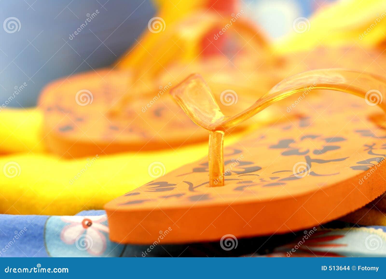 Flipen plumsar orangen
