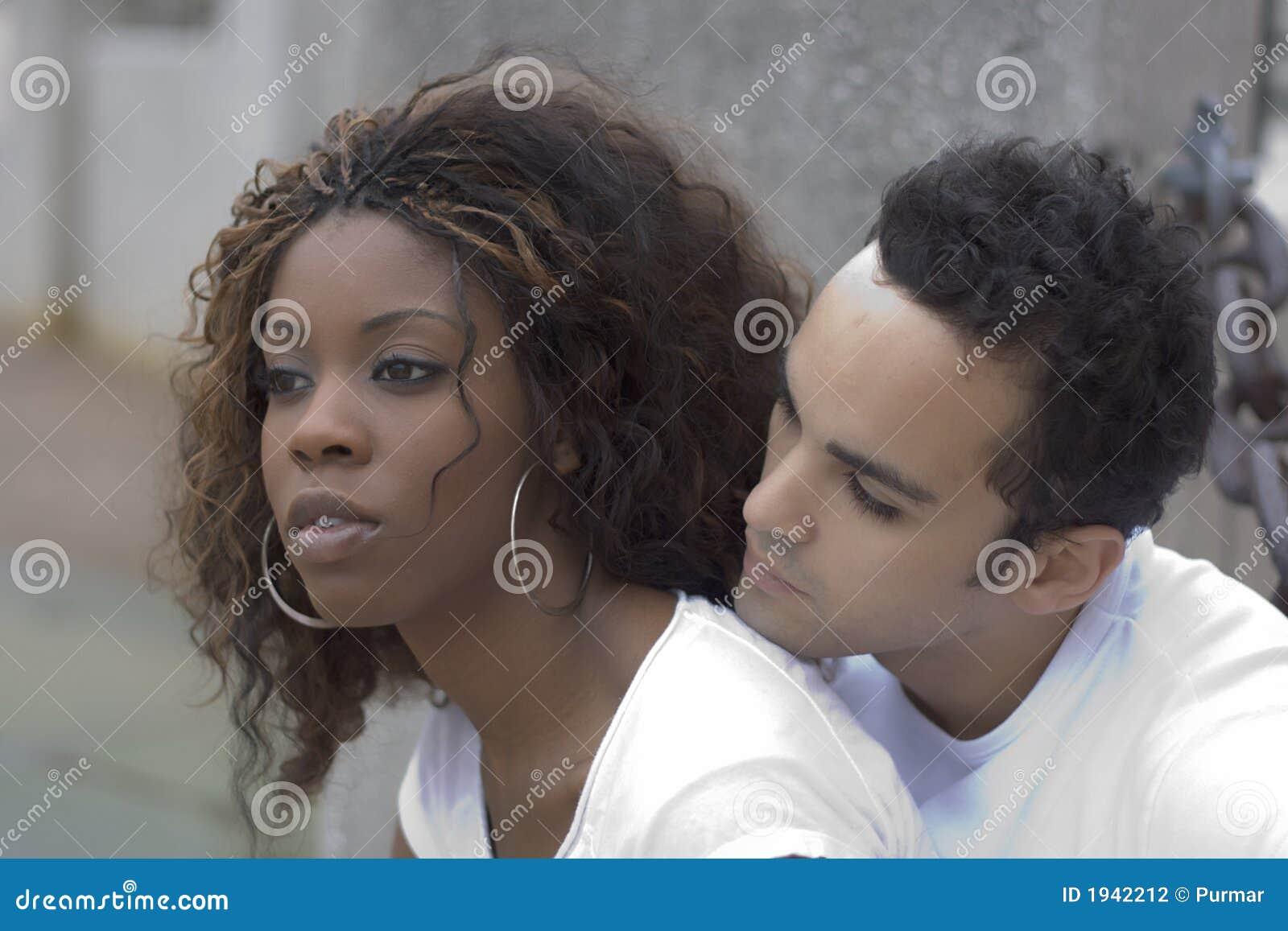 Stock photography: flirt