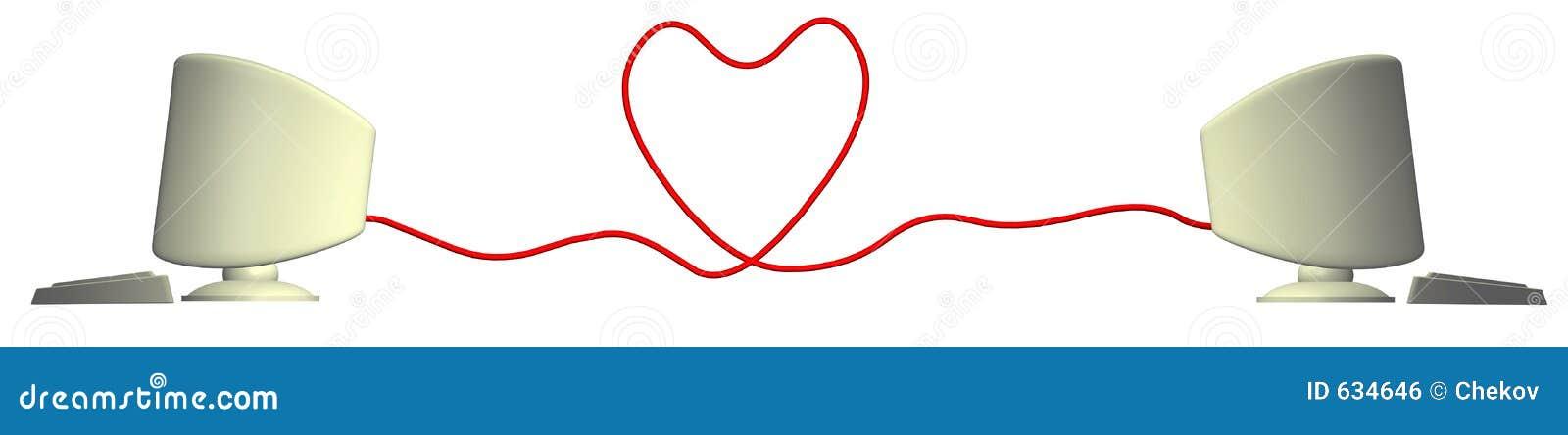 Download Flirt иллюстрация штока. иллюстрации насчитывающей сообщение - 634646