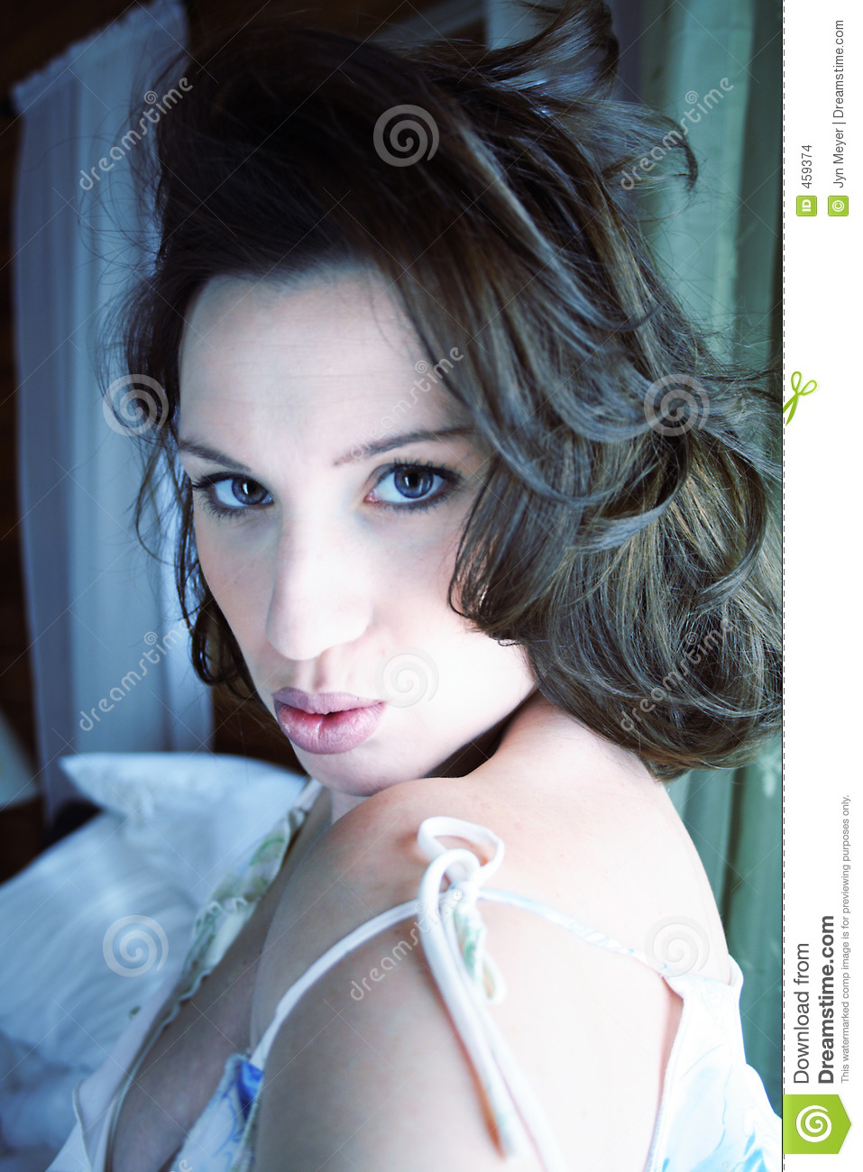 Flirty Woman 2 Stock Images Image 459374