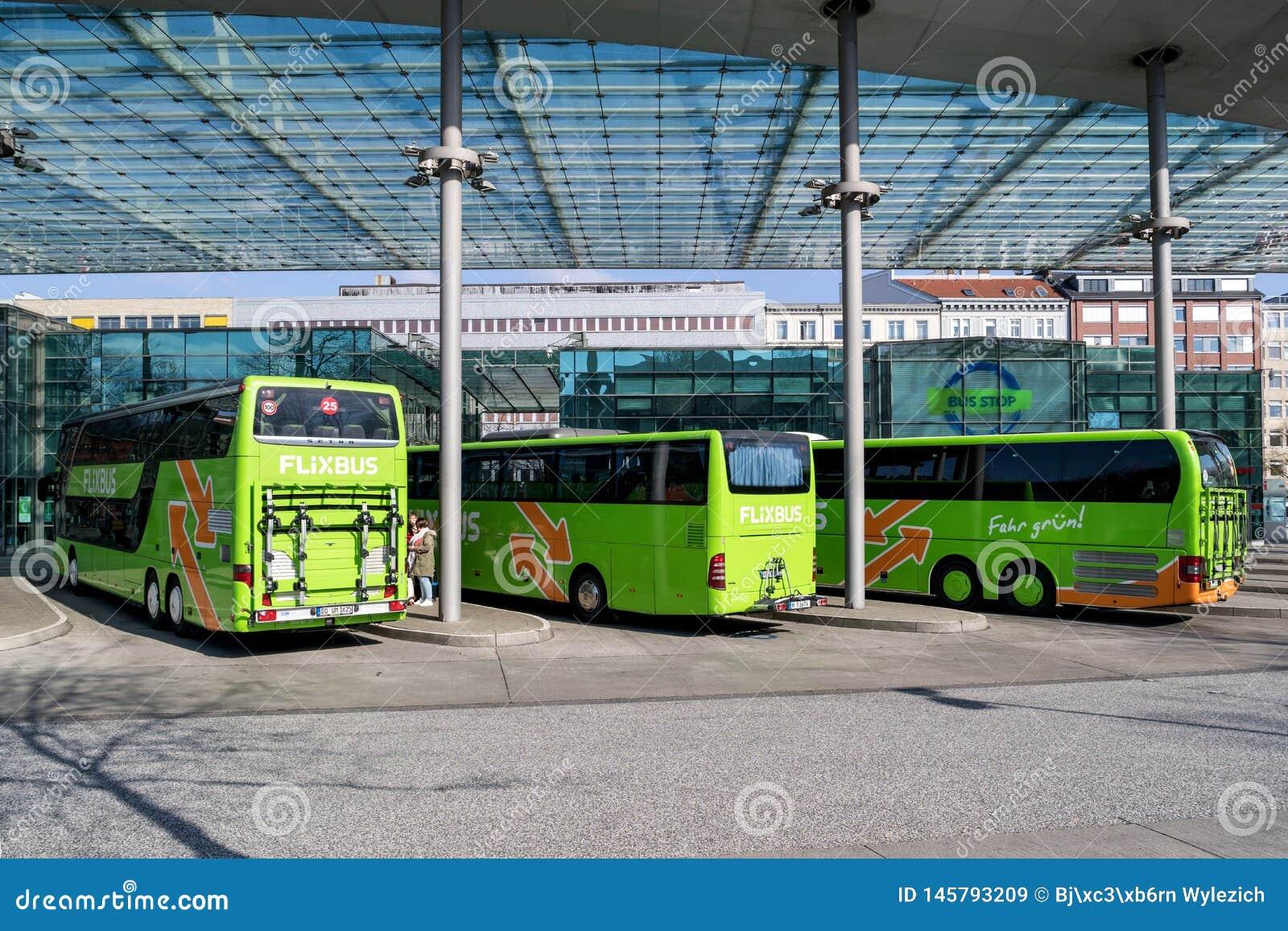 Flixbus Saarbrücken Hamburg