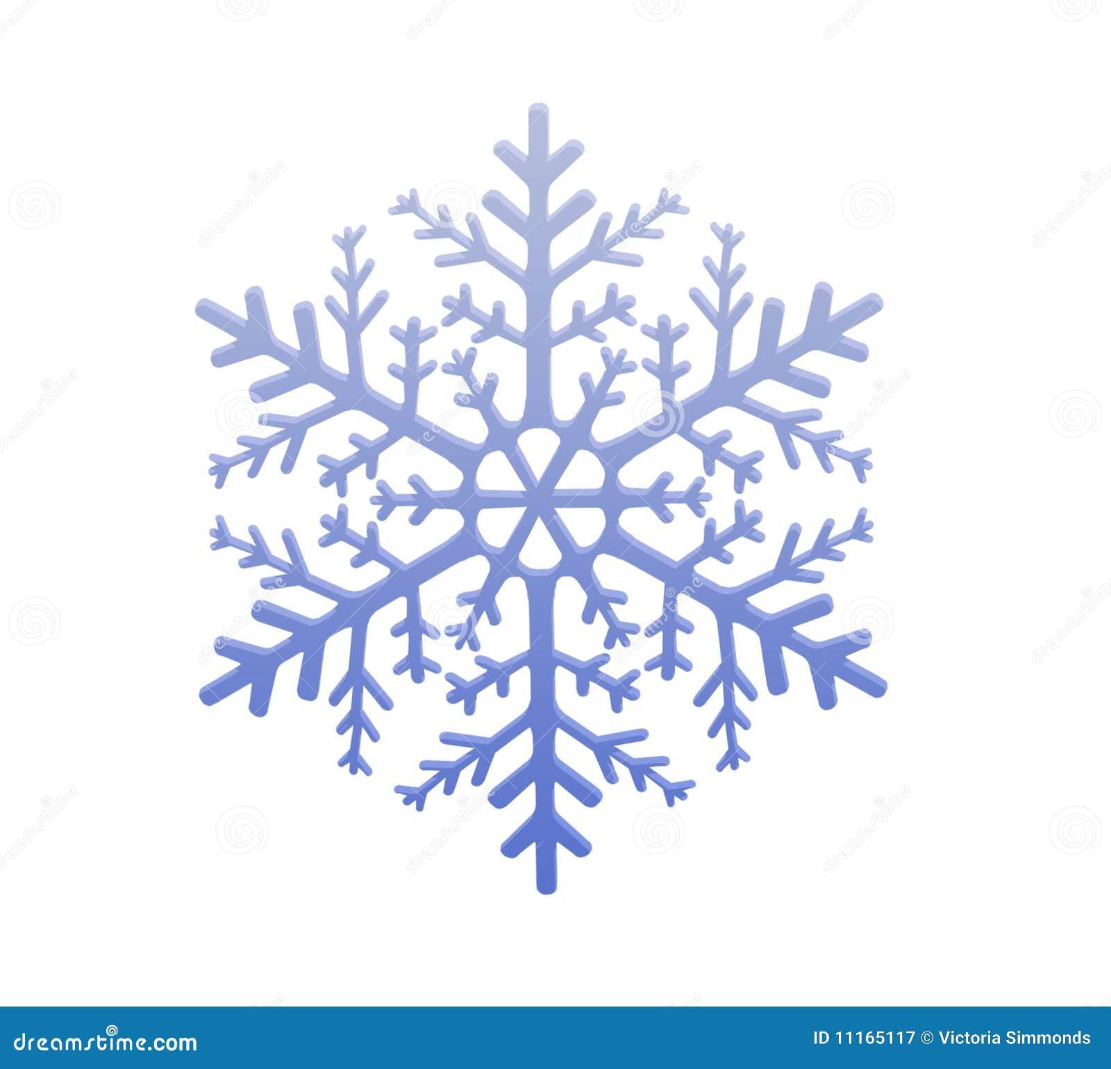 Flocon de neige léger