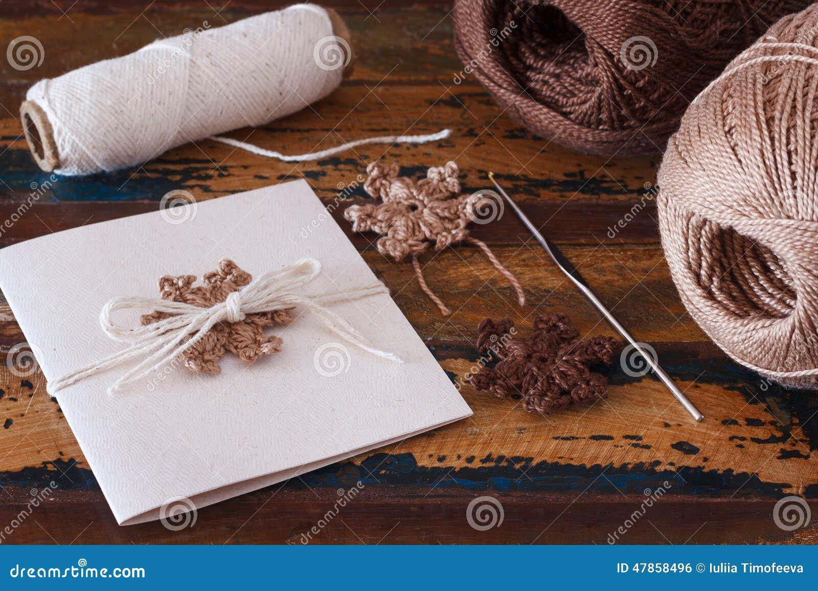 Decoration de noel a la main