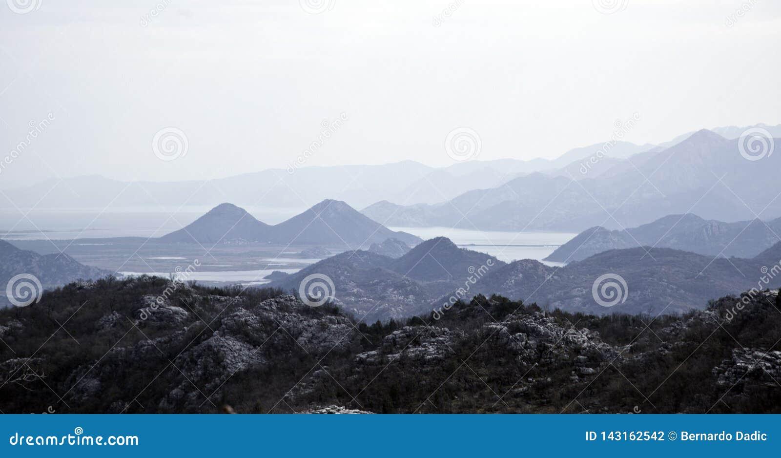 Flod Crnojevic Montenegro