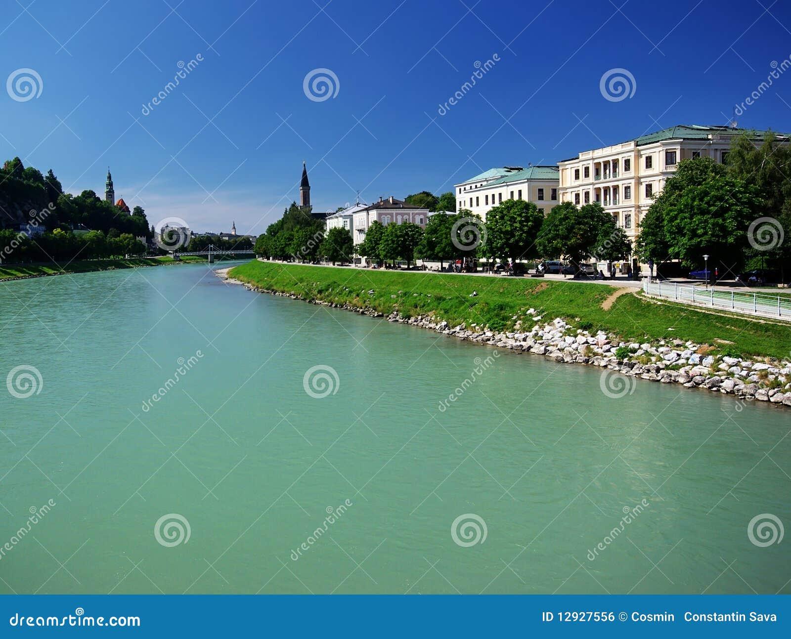 Flod salzburg