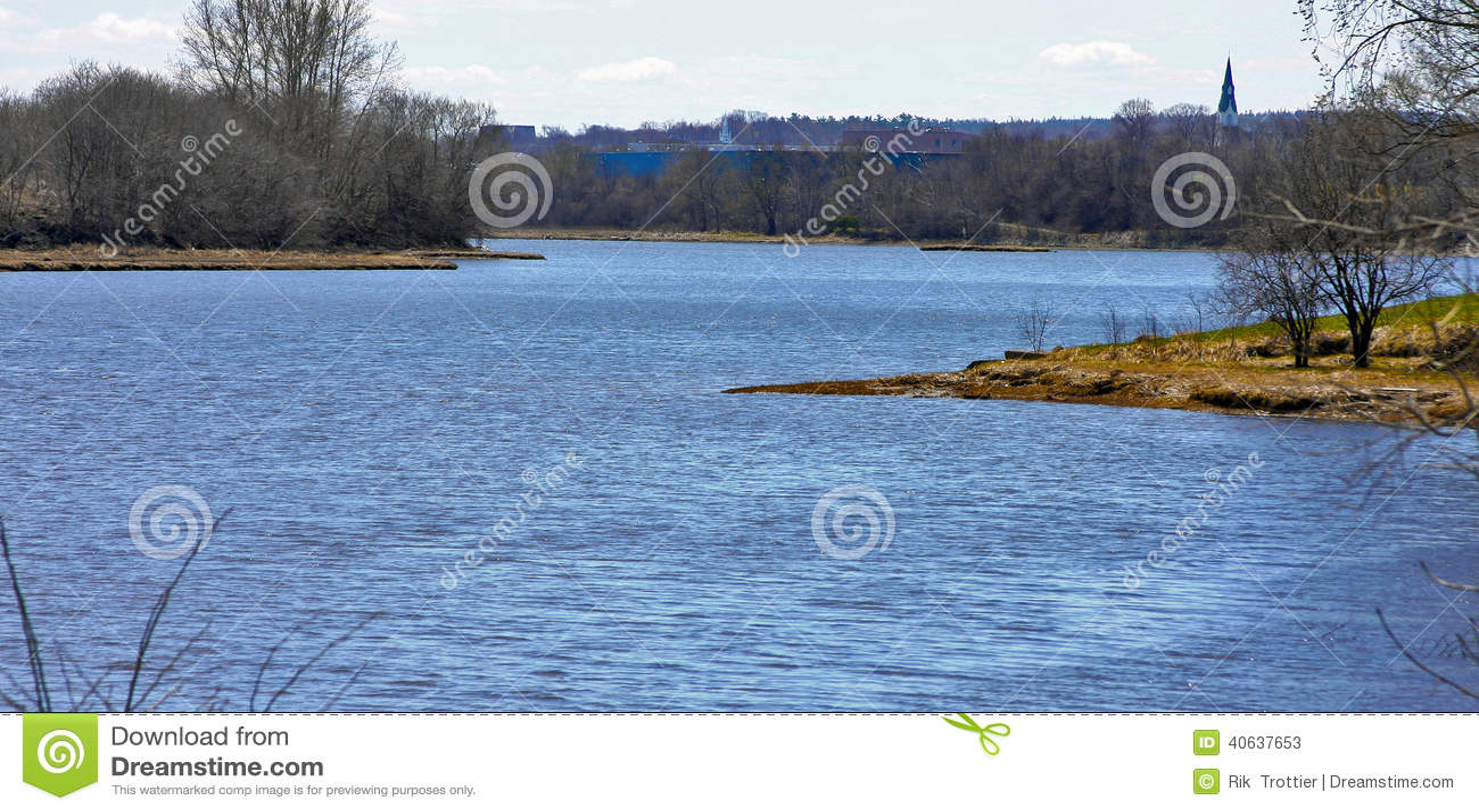 Flodkrökningar