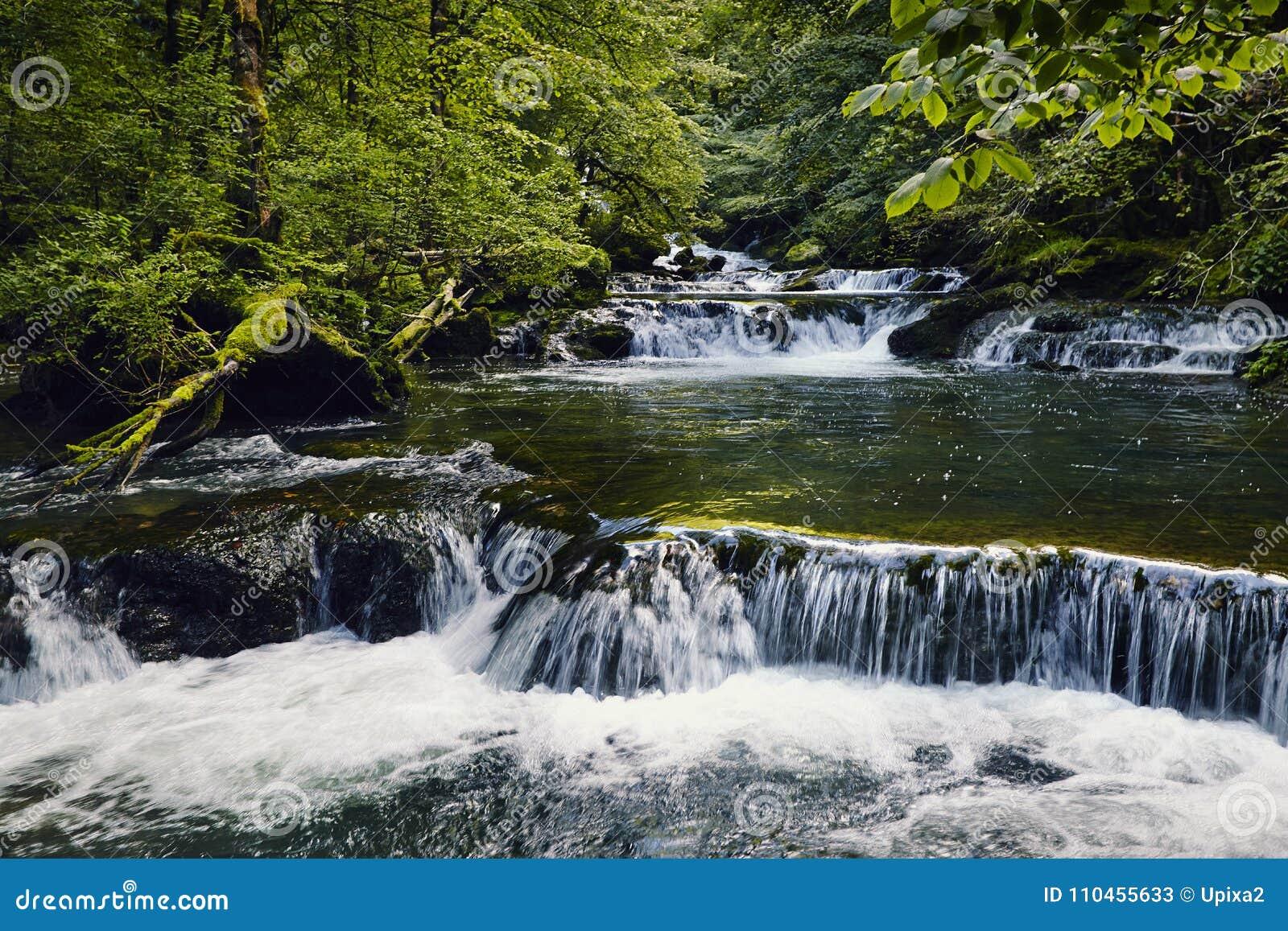 Flodskogvattenfall