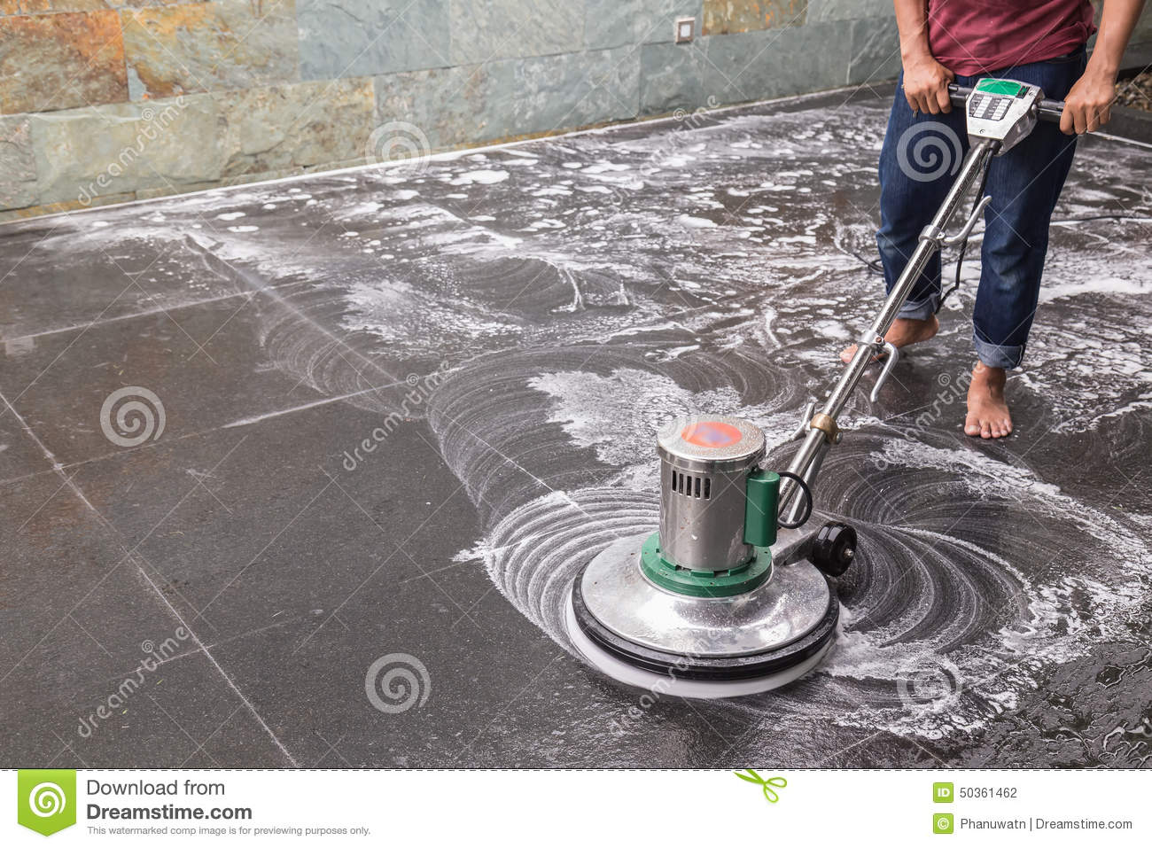 Floor cleaning with big machine stock photo image 50361462 for Floor someone