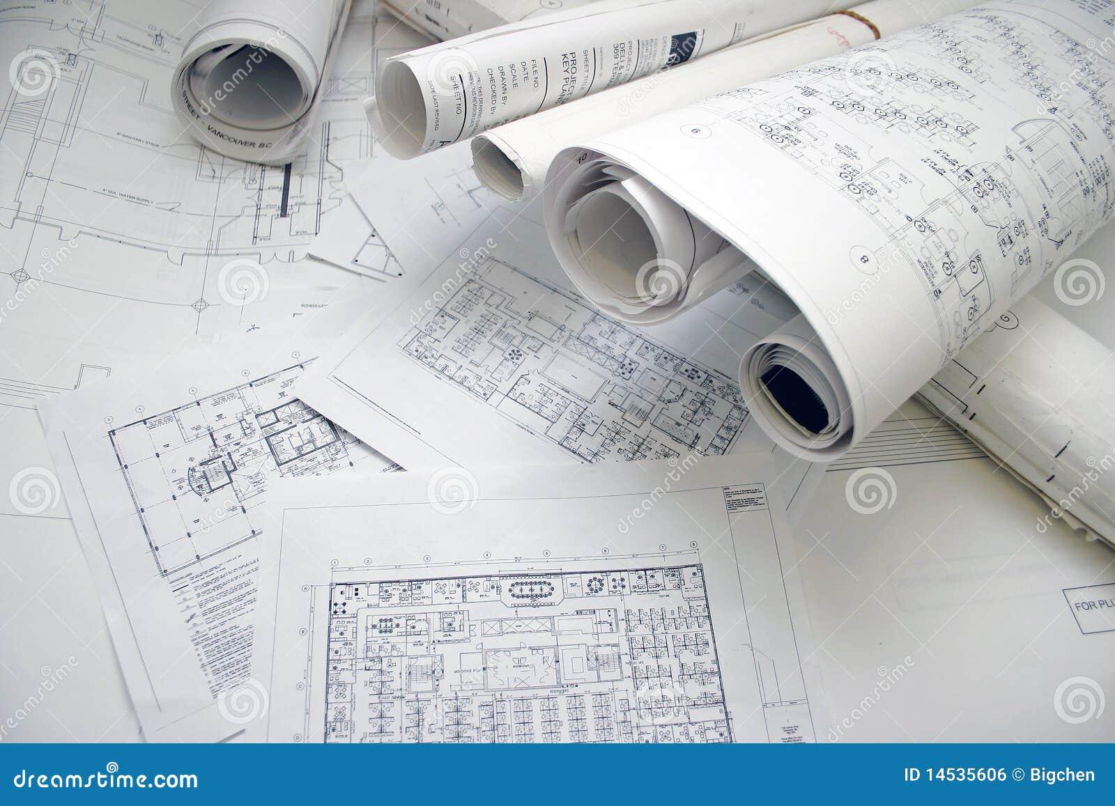 Floor Plan Drawing Royalty Free Stock Image Image 14535606