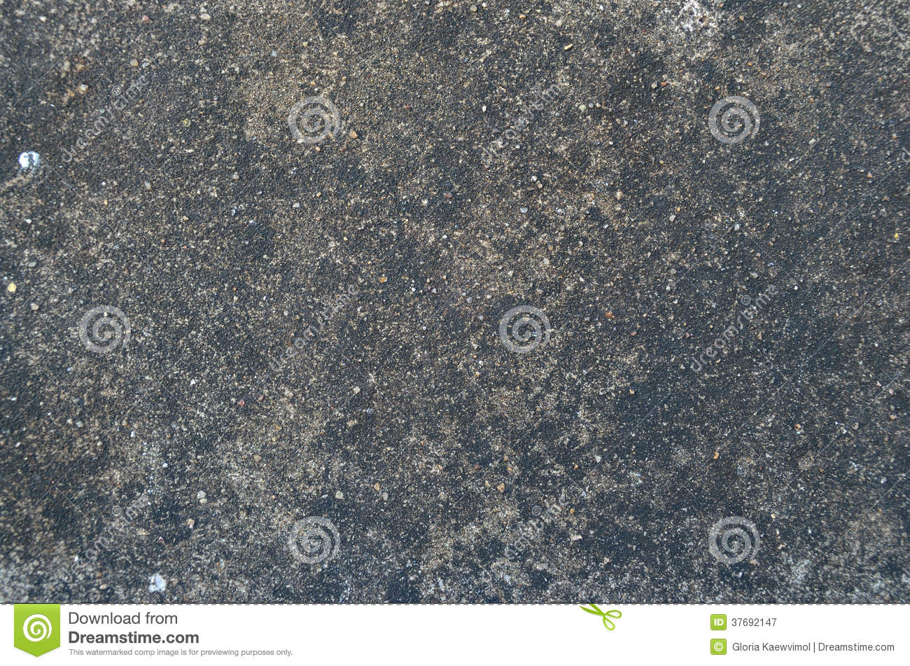 Rough Black Granite : Floor texture stock image of background abstract