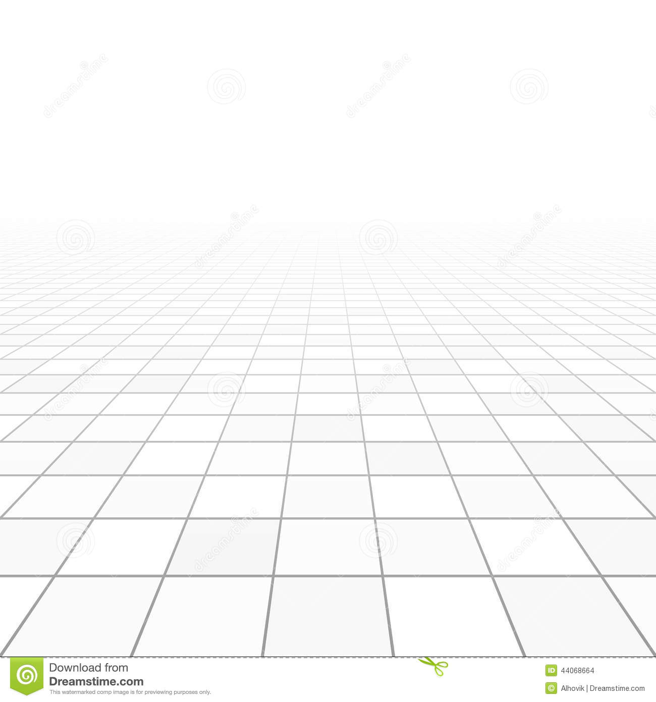 Floor tiles stock illustrations 13535 floor tiles stock floor tiles perspective illustration on white stock images dailygadgetfo Images