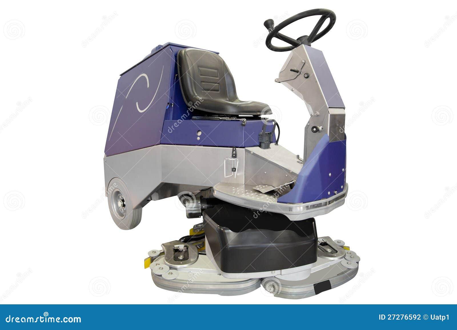Floor washing machine stock photography image 27276592 for Floor washing machine
