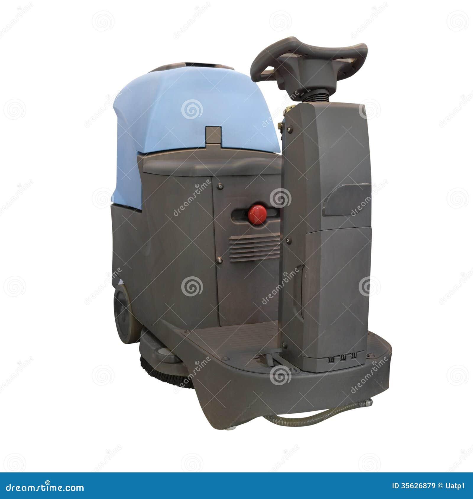 Floor washing machine stock image for Floor washing machine